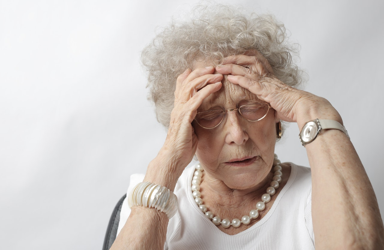 Kopfschmerzen mit Übungen verschwinden lassen