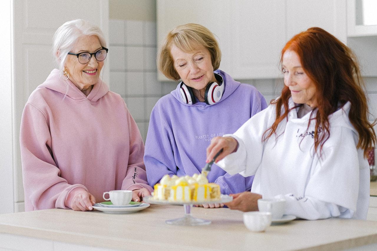 Plädoyer für das Alter – in Rente und trotzdem fit!